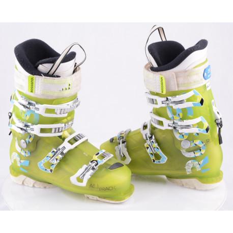 dámske lyžiarky ROSSIGNOL ALLTRACK 90 W GREEN, SKI/WALK, SENSOR GRID, micro, macro ( TOP stav )