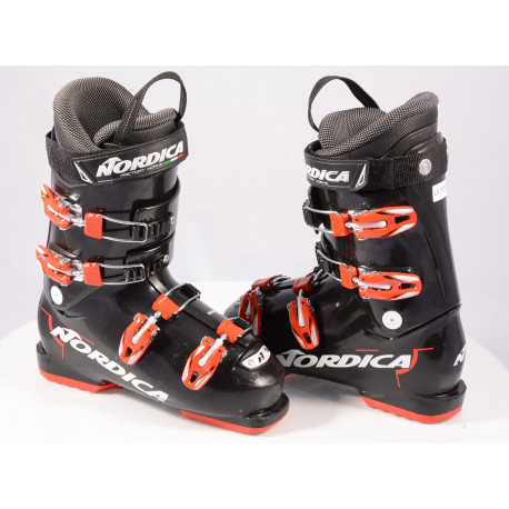 children's/junior ski boots NORDICA DOBERMANN GP 60, 2019, micro, macro