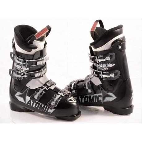 chaussures ski ATOMIC HAWX MAGNA R80, micro, macro, EZ STEP-IN, BLACK/white