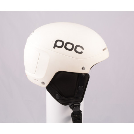 lyžiarska/snowboardová helma POC POCITO LIGHT 2019, White, einstellbar