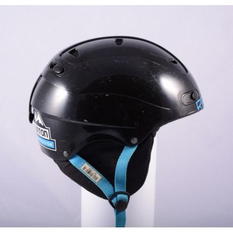 lyžiarska/snowboardová helma R.E.D. progression, BLACK, nastaviteľná