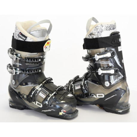 ski boots HEAD ADAPT EDGE LTD 110, adaptive fit tech, easy entry, energy frame ( like NEW )