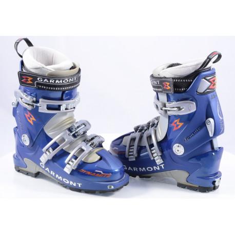 ski touring boots GARMONT DYNAMITE FEMME, SKI/WALK ( TOP condition )