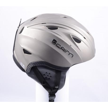 lyžiarska/snowboardová helma CAIRN GREY ( TOP stav )