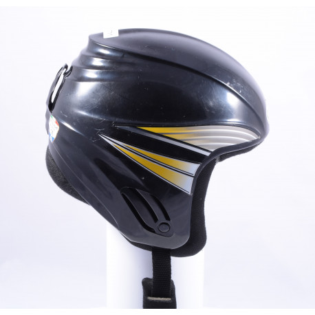 lyžiarska/snowboardová helma MIVIDA ARROW C.O.P., Black
