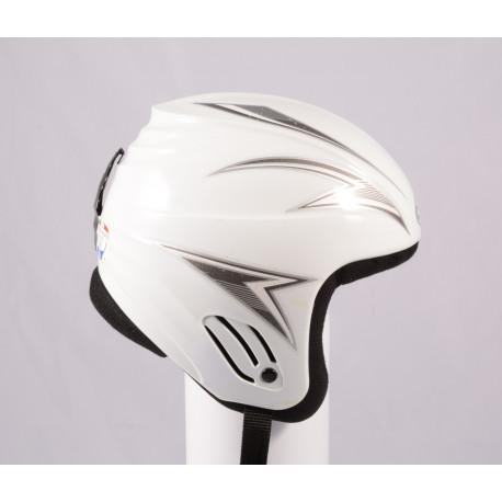 lyžiarska/snowboardová helma MIVIDA ARROW C.O.P., white