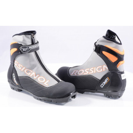 cross-country boots ROSSIGNOL COMP J, soft touch, NNN profile ( TOP condition )