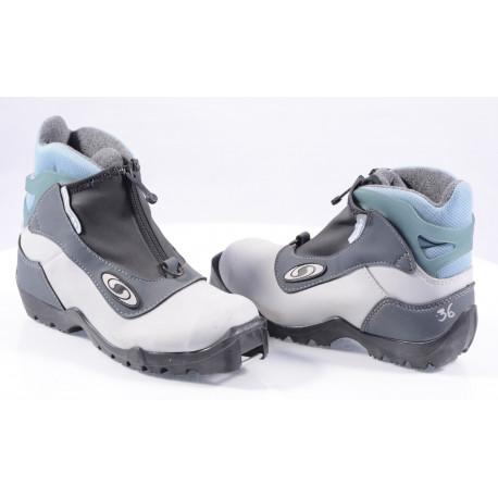 dámské boty na běžky SALOMON VITANE, SNS profile ( TOP stav )