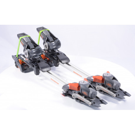 skialpinistické viazanie DYNASTAR LEGEND 12, Black/orange