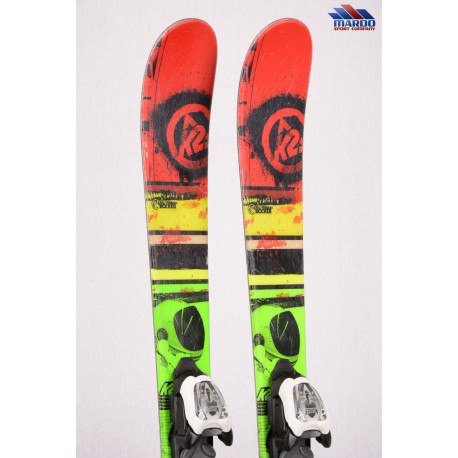 detské/juniorské lyže K2 JUVY A.T.R. FREESTYLE + Marker 7.0