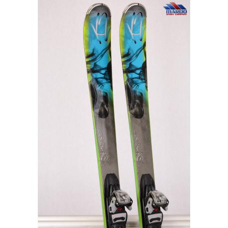 dámske lyže K2 POTION 76 X LTD, ALL TERRAIN ROCKER, ALL MOUNTAIN, MOD technology + Marker M310