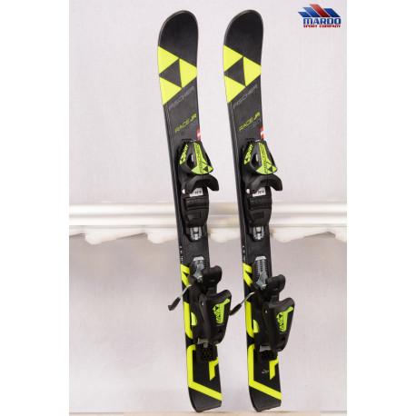 detské/juniorské lyže FISCHER RC4 RACE Jr. 2019 + Fischer FJ 7 black ( NOVÉ )