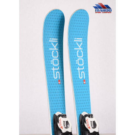 lyže STOCKLI STORMRIDER 85 TEAM, FREERIDE, solid metal edge + VIST 310 ( NOVÉ )