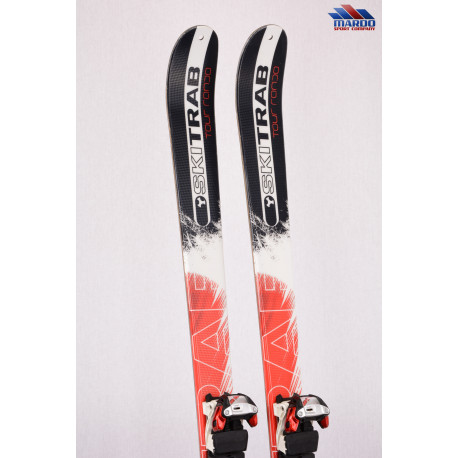 skialp lyže SKI TRAB TOUR RANDO power cap + MARKER TOUR F10 + Pásy ( ako NOVÉ )