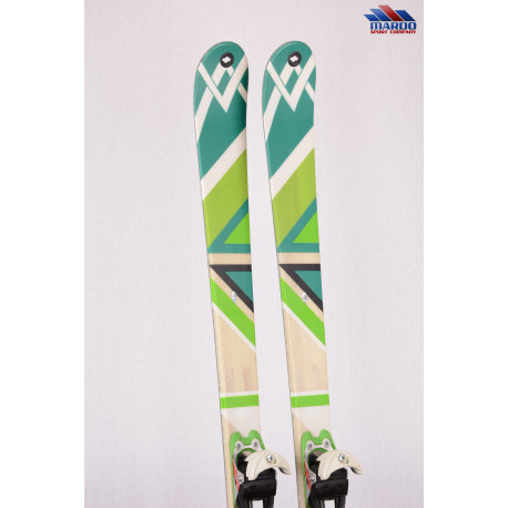 skialp lyže VOLKL KANGA, Multi Layer Woodcore + Diamir Eagle 10 + Pásy ( TOP stav )