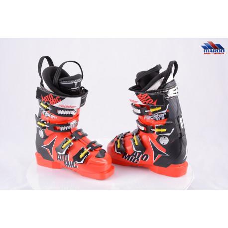 detské/juniorské lyžiarky ATOMIC REDSTER PRO 80, RED/black, CARBON, mico, macro, T1 dynashape ( NOVÉ )