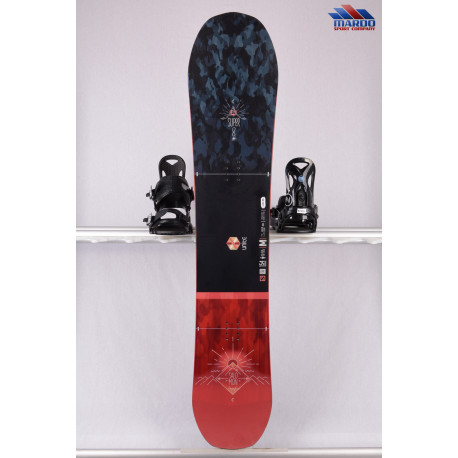 snowboard SALOMON SUPER 8 unite 2019, black/red, freeride, woodcore, CAMBER ( TOP stav )