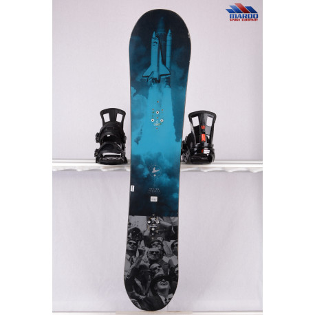 snowboard BURTON PROCESS EXPERIENCE FLYING V 2018, BLUE, woodocre, carbon, HYBRID/rocker