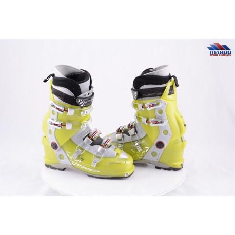 skialpinistické lyžiarky DYNAFIT ZZERO 4PX-TF, SKI/WALK, POWER strink, micri, macro, VIBRAM ( ako NOVÉ )