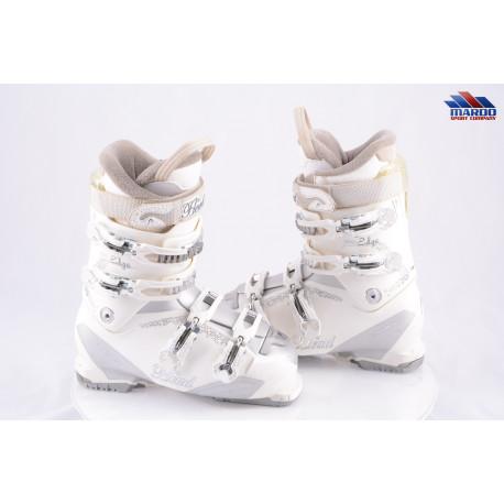 dámske lyžiarky HEAD NEXT EDGE 70 white/grey, ENERGY frame, SUPER MACRO, EASY entry desighn ( ako NOVÉ )