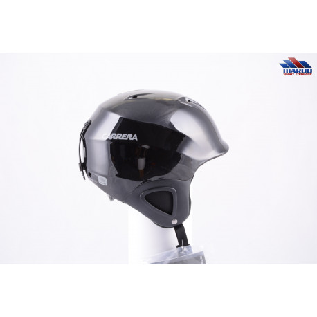lyžiarska/snowboardová helma CARRERA CJ-1 2018 black nastaviteľná ( NOVÁ )