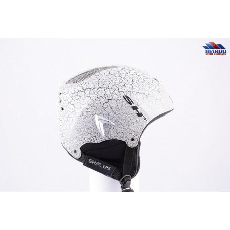 lyžiarska/snowboardová helma SH+ H10 SCRAPE, freeride, ventilation ( AKO NOVÁ )
