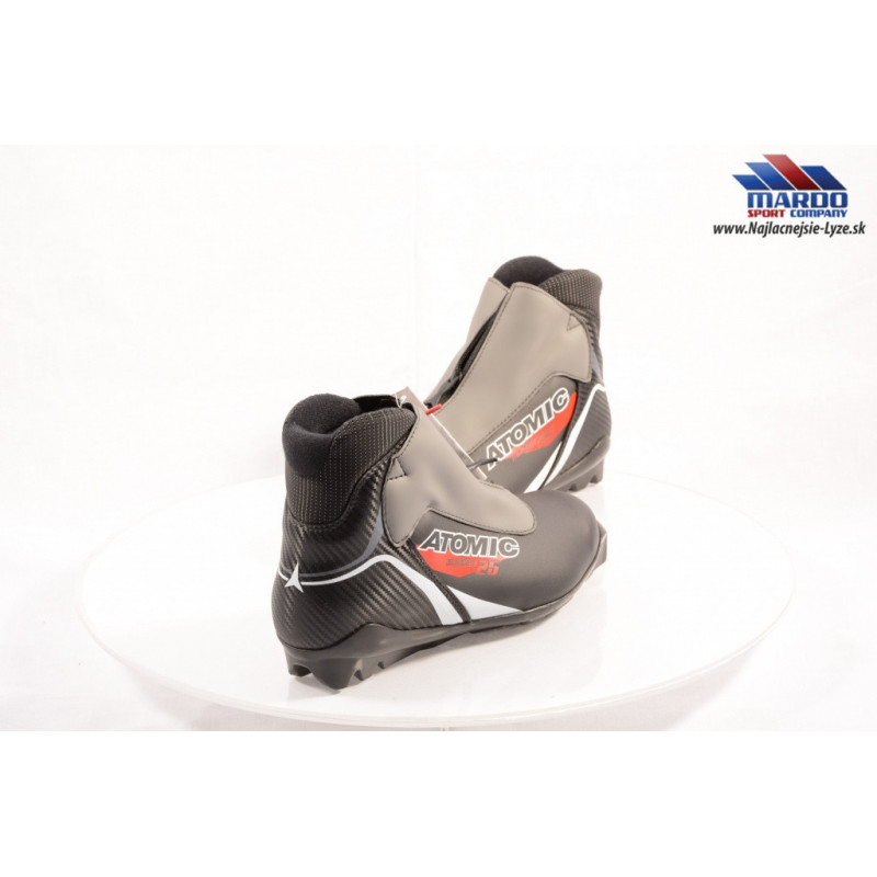 bežecké topánky ATOMIC MOTION 25 black/grey 2017, SNS profil ( NOVÉ )