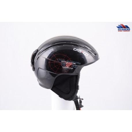 lyžiarska/snowboardová helma CASCO POWDER JR black