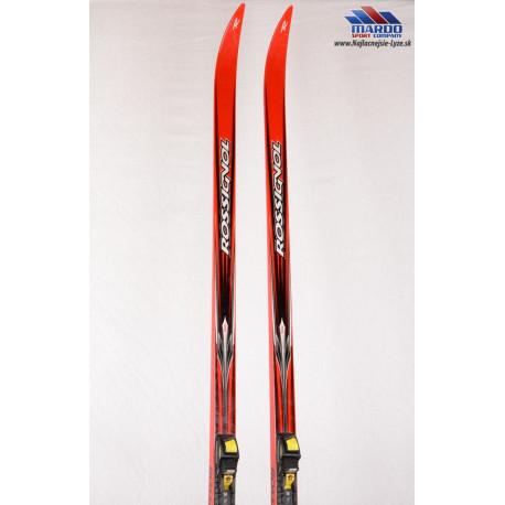 bežecké lyže ROSSIGNOL VENTURE AR red + Rossignol NNN ( TOP stav )