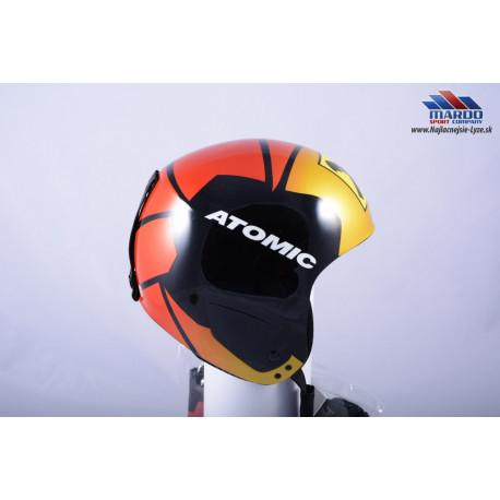 lyziarska/snowboardova helma ATOMIC REDSTER MARCEL HIRSCHER edition 2017, nastavitelna 53-55cm ( UPLNE NOVA )
