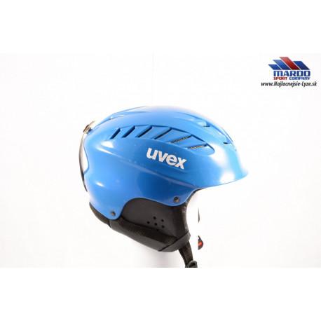 lyžiarska/snowboardová helma helma UVEX X-RIDE MOTION blue 2017, nastaviteľná