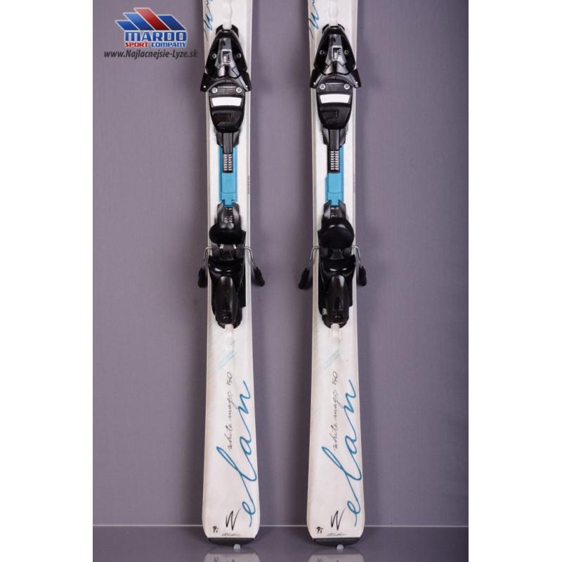 damske lyze ELAN WHITE MAGIC W 2016 WHITE, light skiing, waveflex handmade, dualite woodcore + elan ELW 9 GT ( ako NOVE )