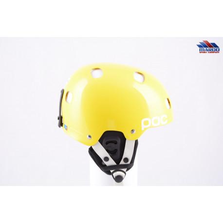 lyžiarska/snowboardová helma POC RECEPTOR BUG yellow 2018, nastaviteľná ( NOVÁ )