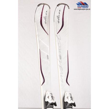 dámske lyže ELAN INSTINCT, WAVEFLEX, LIGHT skiing, RST, MONO Ti, TRULITE woodc. + Elan ELW 9 GT ( ako NOVÉ )