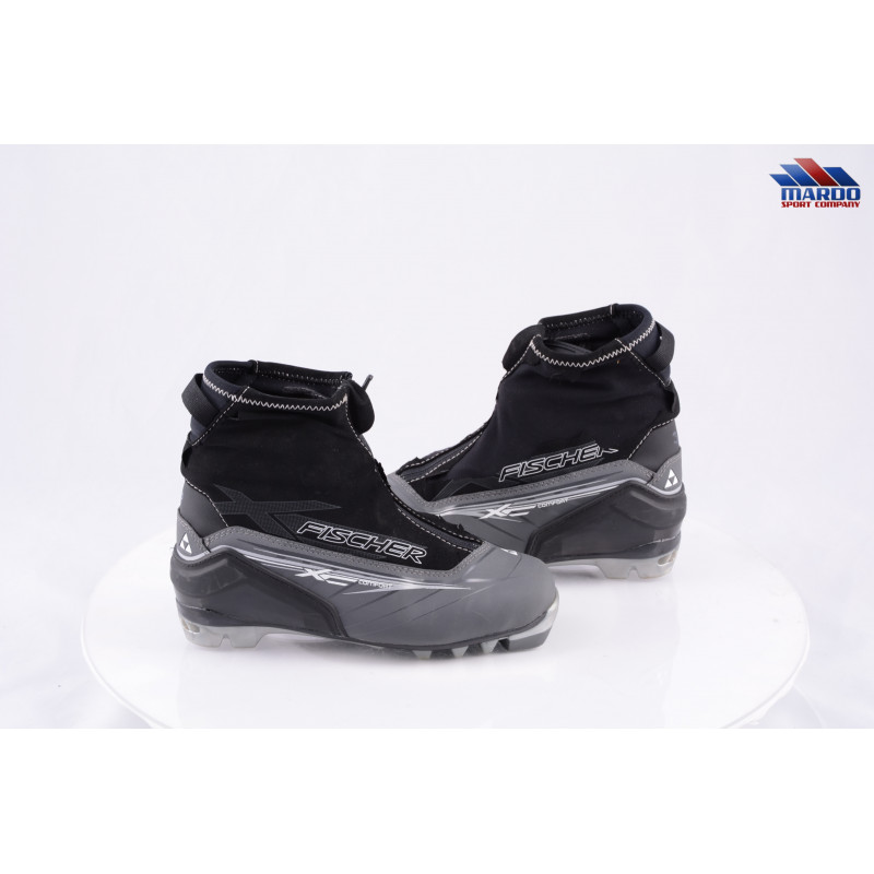 bežecké topánky FISCHER XC COMFORT 2018, grey/black, NNN system ( TOP stav )