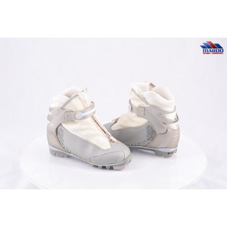 bežecké topánky ROSSIGNOL X-5 FW, white/grey, NNN system ( TOP stav )