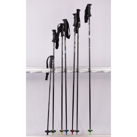 ski poles Komperdell Black Carbon