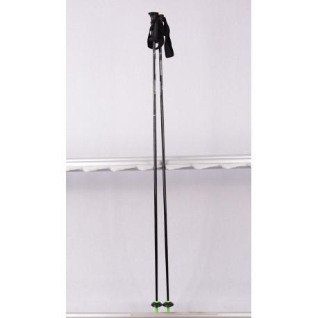 ski poles Komperdell Black full Carbon ( NEW )