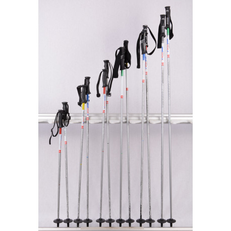 ski poles Komperdell Silver Carbon