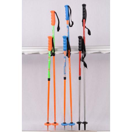 detské lyžiarske palice Komperdell nastaviteľné 80-105 cm