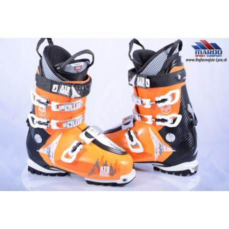 skialpinistické lyžiarky ATOMIC WAYMAKER tour 110 flex, 2017, anatomic medium fit, SKI/WALK system, ORANGE/black ( uplne NOVE )