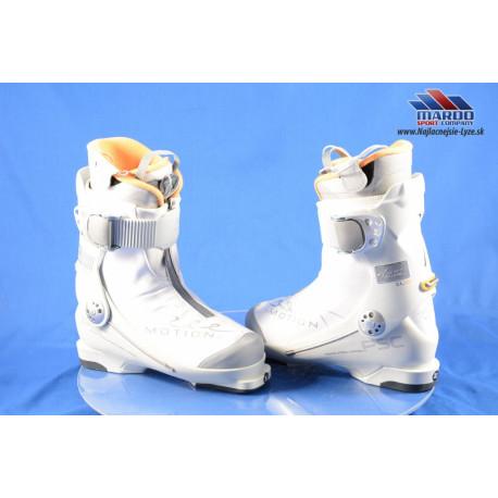 dámske lyžiarky FREEMOTION CL 10 white, POWER STRING control, NEXT carving generation ( NOVÉ )