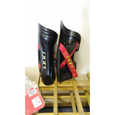 nové Lyžiarske chrániče holení na nohy WORLDCUP Leki - 40 cm ( NOVÉ )