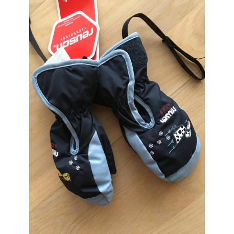 detské lyžiarske rukavice REUSCH ON THE RUN, BLUE, R-TEX XT ( NOVÉ )